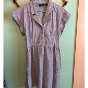 VTG 90s Denim Mini Dress